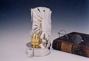 Small Kerosene Lamp
